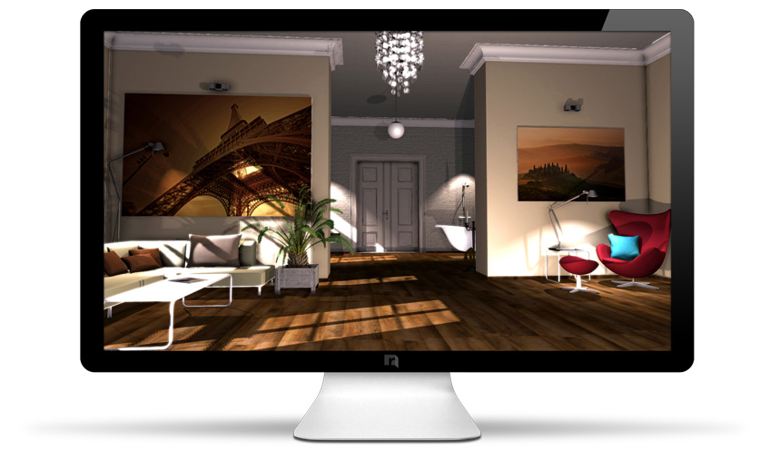 Roomeon die erste interior design software for Raumplaner software mac