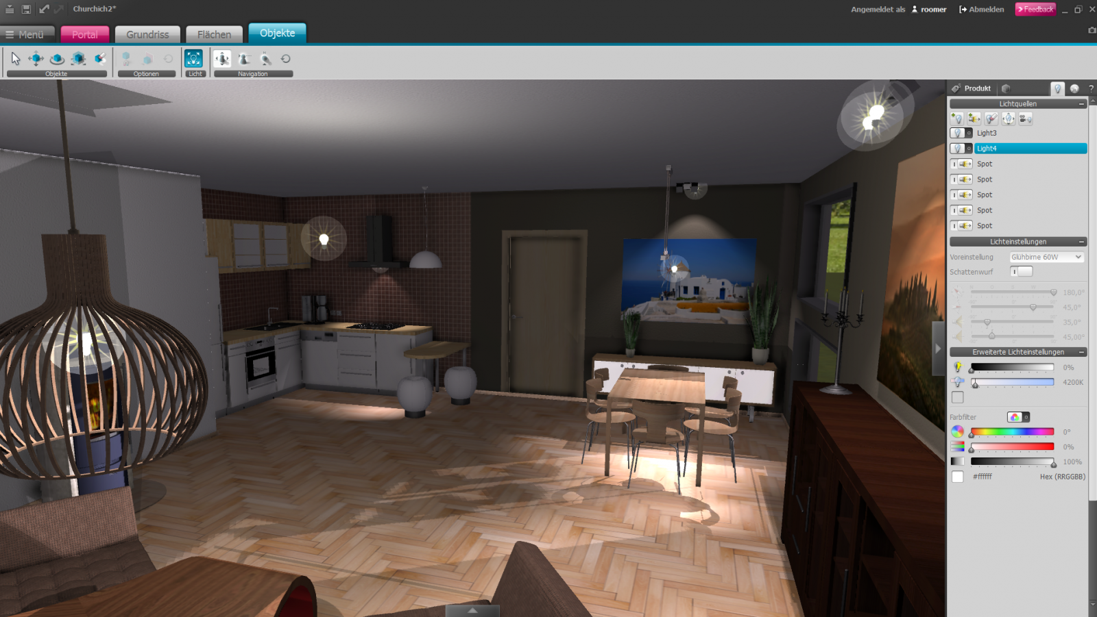 roomeon blog - roomeon 3d-planer 1.0 preview - screenshots