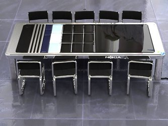 Nokia Boardroom Table