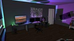 Raumplanung gaming zimmer roomeon community - Gaming zimmer einrichten ...